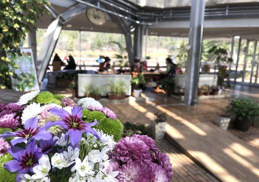 温室喫茶ラルゴ